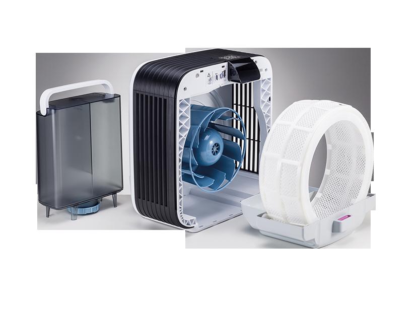Климатический комплекс Boneco H680 - купить с бесплатной доставкой в Уфе по низким ценам, отзывы покупателей