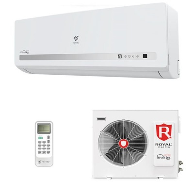 Настенная cплит-система ROYAL CLIMA серии APOLLO Inverter RCI-A33HN