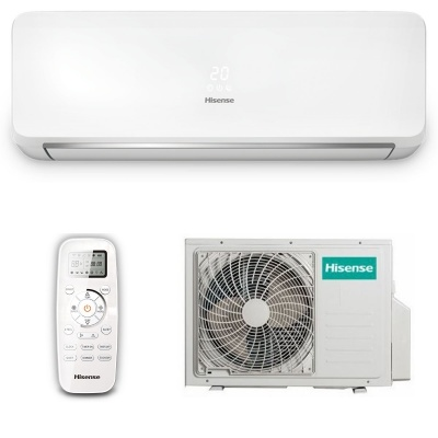 Настенная cплит-система HISENSE серии EXPERT EU DC Inverter AS-10UR4SYDTDI7