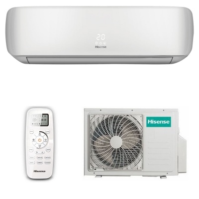 Настенная cплит-система HISENSE серии PREMIUM DESIGN SUPER DC Inverter AS-10UR4SVETG67