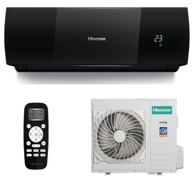 Настенная cплит-система HISENSE серии BLACK STAR DC Inverter AS-13UR4SVDDEIB15