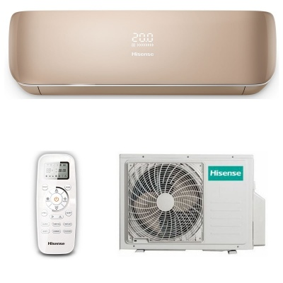 Настенная cплит-система HISENSE серии PREMIUM SLIM DESIGN SUPER DC Inverter AS-10UR4SVPSC5(С)